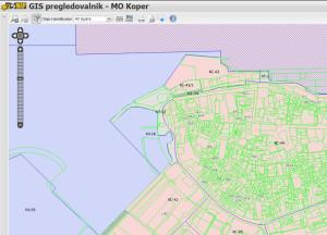 Pregledovalnik prostorskih podatkov q3Map